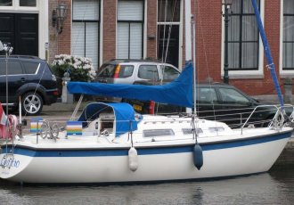 Hurley 800, Zeiljacht Hurley 800 te koop bij White Whale Yachtbrokers - Willemstad