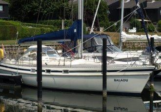 Contest 36S, Zeiljacht Contest 36S te koop bij White Whale Yachtbrokers - Willemstad
