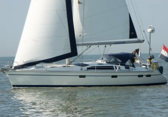 Hunter 40.5 Legend, Zeiljacht Hunter 40.5 Legend te koop bij White Whale Yachtbrokers - Willemstad