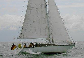 Van De Stadt 34, Zeiljacht Van De Stadt 34 te koop bij White Whale Yachtbrokers - Willemstad