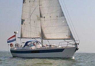 Outborn 40, Zeiljacht Outborn 40 te koop bij White Whale Yachtbrokers - Enkhuizen