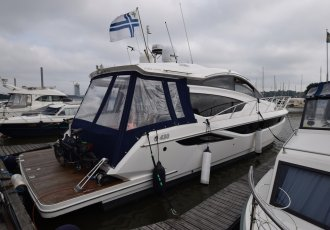 Galeon 430 HTC, Motor Yacht Galeon 430 HTC for sale at White Whale Yachtbrokers