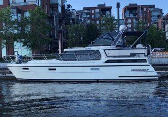 Boarncruiser 41 New Line, Motorjacht Boarncruiser 41 New Line te koop bij White Whale Yachtbrokers