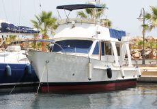 Kong & Halvorsen Island Gypsy 36', Klassiek/traditioneel motorjacht  for sale by White Whale Yachtbrokers
