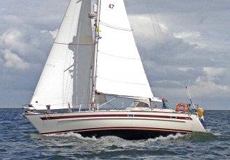 Aphrodite 37, Zeiljacht Aphrodite 37 te koop bij White Whale Yachtbrokers