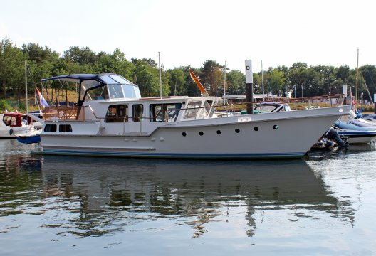 Custom Built Motorjacht 15.30 AK, Motorjacht  for sale by White Whale Yachtbrokers - Limburg