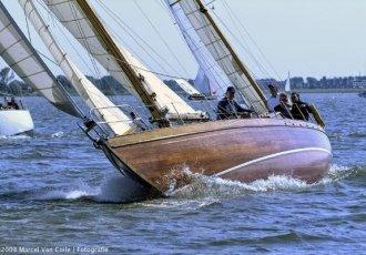 1936 Yawl S'Marianne, Klassiek scherp jacht 1936 Yawl S'Marianne te koop bij White Whale Yachtbrokers - Willemstad