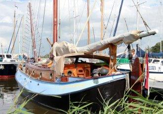 Feltz 11 Meter Midzwaard, Zeiljacht Feltz 11 Meter Midzwaard te koop bij White Whale Yachtbrokers - Sneek