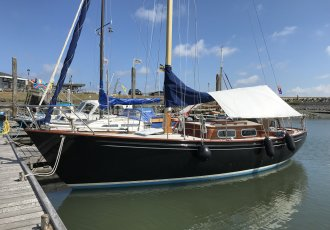 Koopmans 30, Zeiljacht Koopmans 30 te koop bij White Whale Yachtbrokers - Sneek