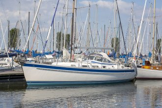 Hallberg-Rassy 40, Segelyacht Hallberg-Rassy 40 zum Verkauf bei White Whale Yachtbrokers - Enkhuizen