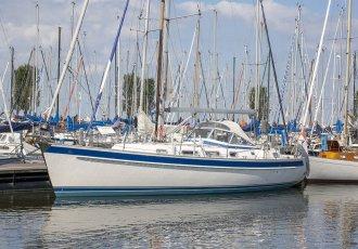 Hallberg-Rassy 40, Zeiljacht Hallberg-Rassy 40 te koop bij White Whale Yachtbrokers