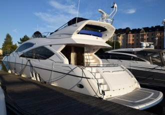 Sunseeker Manhattan 60, Motor Yacht Sunseeker Manhattan 60 for sale at White Whale Yachtbrokers