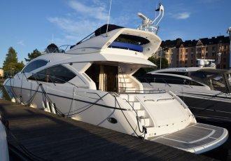 Sunseeker Manhattan 60, Motorjacht Sunseeker Manhattan 60 te koop bij White Whale Yachtbrokers - Finland