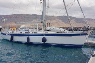 Hallberg Rassy 48, Segelyacht Hallberg Rassy 48 zum Verkauf bei White Whale Yachtbrokers - Willemstad