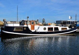 Tjalk 16.2, Klassiek/traditioneel motorjacht Tjalk 16.2 te koop bij White Whale Yachtbrokers - Belgium