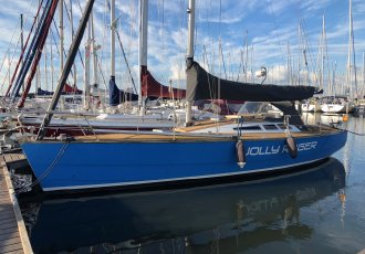 Waarschip 36 Ld, Zeiljacht Waarschip 36 Ld te koop bij White Whale Yachtbrokers