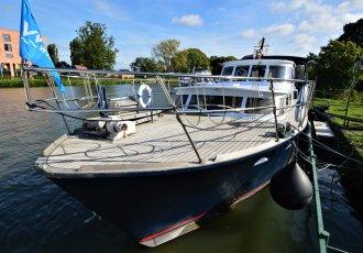Muller Kruiser 14,85, Motorjacht Muller Kruiser 14,85 te koop bij White Whale Yachtbrokers - Belgium