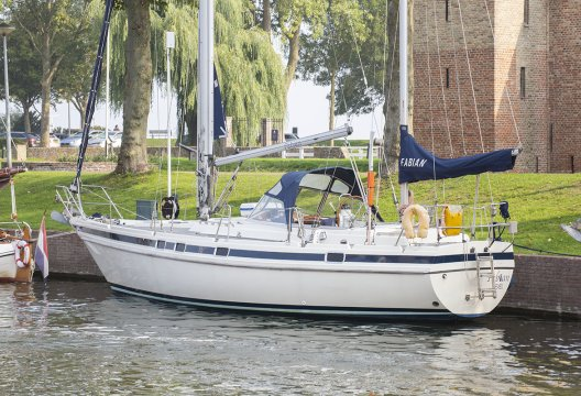 Contest 38 Ketch, Zeiljacht  for sale by White Whale Yachtbrokers - Enkhuizen