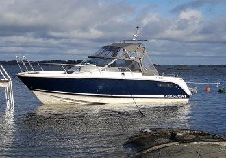 Aquador 25 WA, Motorjacht Aquador 25 WA te koop bij White Whale Yachtbrokers - Finland