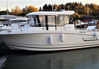 Jeanneau Merry Fisher 755 Marlin, Motorjacht Jeanneau Merry Fisher 755 Marlin te koop bij White Whale Yachtbrokers - Finland