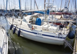 Contest 38 S, Zeiljacht Contest 38 S te koop bij White Whale Yachtbrokers