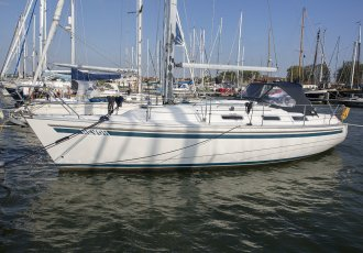 Bavaria 35 Holiday, Zeiljacht Bavaria 35 Holiday te koop bij White Whale Yachtbrokers - Enkhuizen