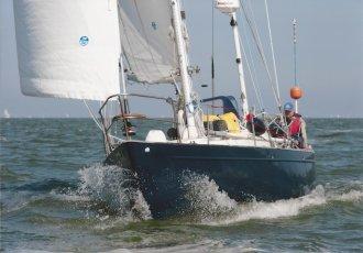 Van De Stadt Tulla 1, Zeiljacht Van De Stadt Tulla 1 te koop bij White Whale Yachtbrokers - Enkhuizen