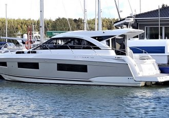 Jeanneau Leader 46, Motor Yacht Jeanneau Leader 46 for sale at White Whale Yachtbrokers