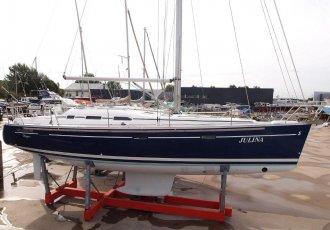 Beneteau Oceanis 393, Zeiljacht Beneteau Oceanis 393 te koop bij White Whale Yachtbrokers - Willemstad