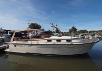 Interboat Intercruiser 34, Motorjacht Interboat Intercruiser 34 te koop bij White Whale Yachtbrokers - Willemstad