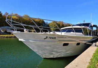 Valkkruiser Challenger Royal 45, Motorjacht Valkkruiser Challenger Royal 45 te koop bij White Whale Yachtbrokers