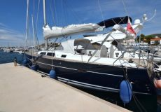 Hanse 540 E, Zeiljacht  for sale by White Whale Yachtbrokers