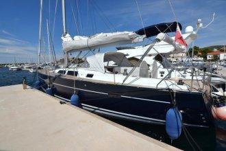 Hanse 540 E, Segelyacht Hanse 540 E zum Verkauf bei White Whale Yachtbrokers - Croatia