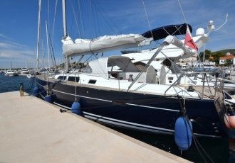 Hanse 540 E, Sailing Yacht Hanse 540 E for sale at White Whale Yachtbrokers