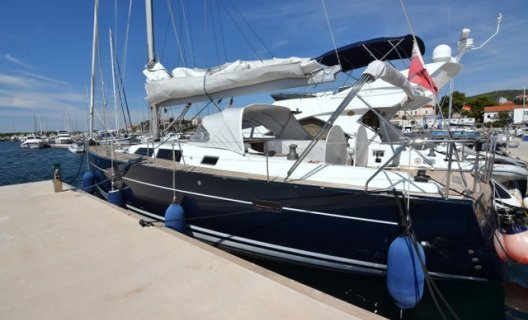 Hanse 540 E, Sailing Yacht for sale by White Whale Yachtbrokers - Croatia