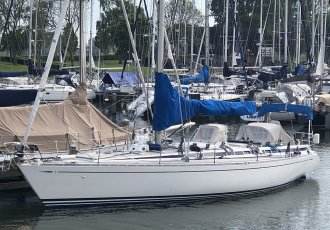 NAUTOR SWAN 46, Sailing Yacht NAUTOR SWAN 46 for sale at White Whale Yachtbrokers - Enkhuizen