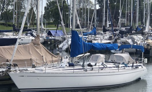 NAUTOR SWAN 46, Sailing Yacht for sale by White Whale Yachtbrokers - Enkhuizen