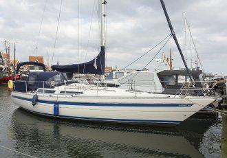 Contrast 362, Zeiljacht Contrast 362 te koop bij White Whale Yachtbrokers - Enkhuizen