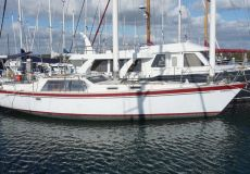 Freedom 39 Deck Saloon Pilothouse (Casco), Zeiljacht  for sale by White Whale Yachtbrokers