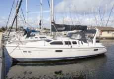 Hunter USA 310, Zeiljacht  for sale by White Whale Yachtbrokers