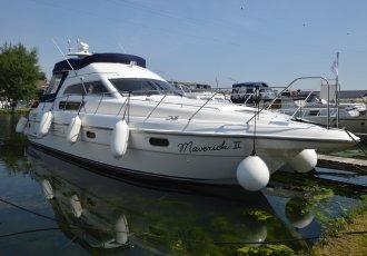 Sealine 450 Statesman Flybridge, Motorjacht Sealine 450 Statesman Flybridge te koop bij White Whale Yachtbrokers - Belgium