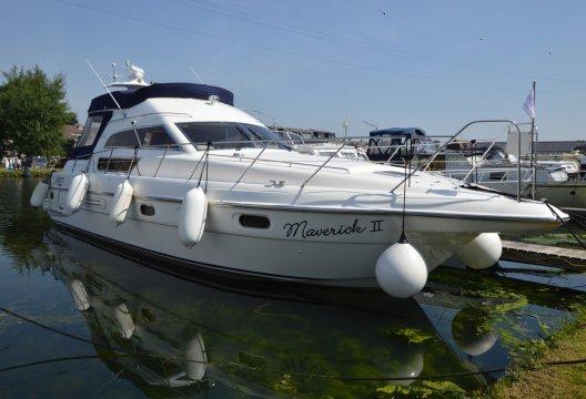 Sealine 450 Statesman Flybridge, Motorjacht  for sale by White Whale Yachtbrokers - Belgium