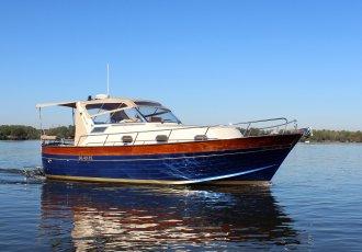 Apreamare 9 Cabinato, Motorjacht Apreamare 9 Cabinato te koop bij White Whale Yachtbrokers - Limburg
