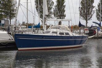 Contest 44 CS, Segelyacht Contest 44 CS zum Verkauf bei White Whale Yachtbrokers - Enkhuizen