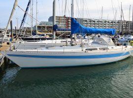 Standfast (Design Ed Dubois) 43, Парусная яхта Standfast (Design Ed Dubois) 43для продажи White Whale Yachtbrokers - Belgium