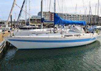 Standfast (Design Ed Dubois) 43, Zeiljacht Standfast (Design Ed Dubois) 43 te koop bij White Whale Yachtbrokers