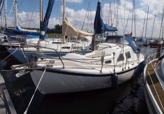 Midget 26, Zeiljacht Midget 26 te koop bij White Whale Yachtbrokers