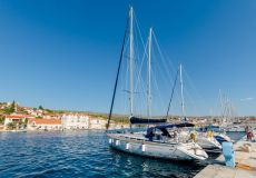 Grand Soleil 46.3, Zeiljacht  for sale by White Whale Yachtbrokers