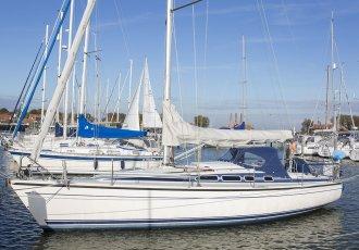 Dehler 35 Cr, Zeiljacht Dehler 35 Cr te koop bij White Whale Yachtbrokers - Enkhuizen