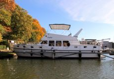 Altena Bakdekkruiser 13.60 Fly, Motor Yacht  for sale by White Whale Yachtbrokers